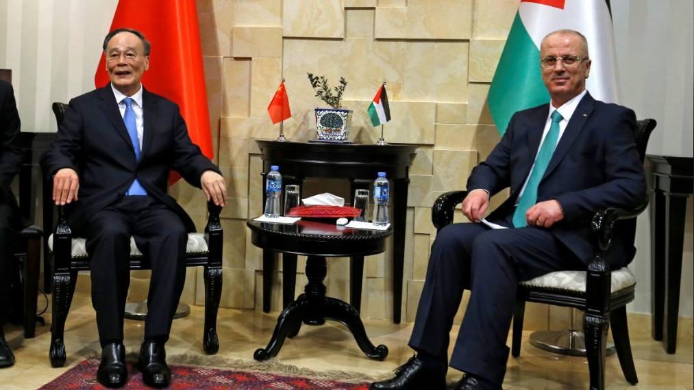 China, Palestine initiate free trade agreement talks