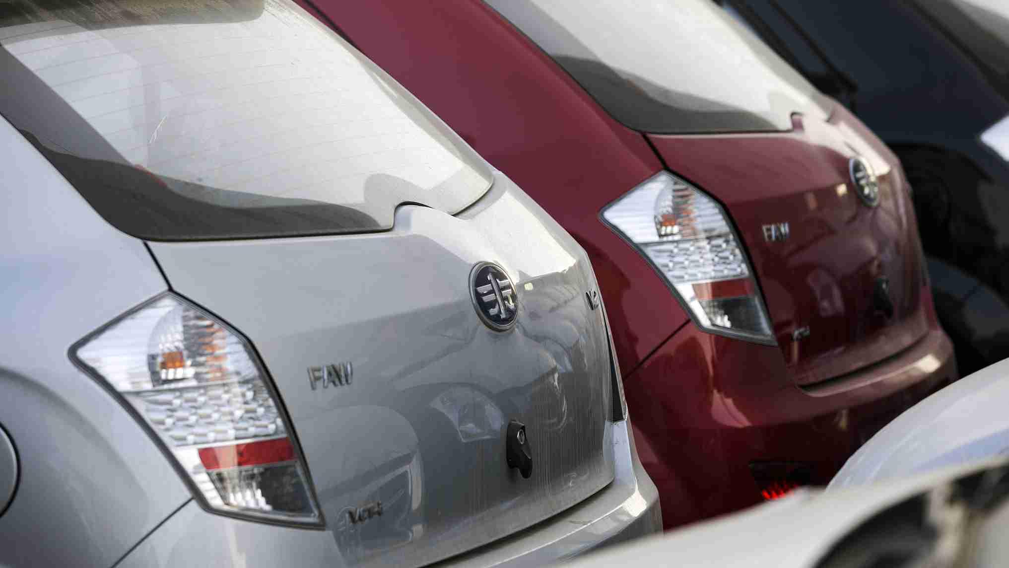 Automaker FAW receives 1 trillion yuan credit intent