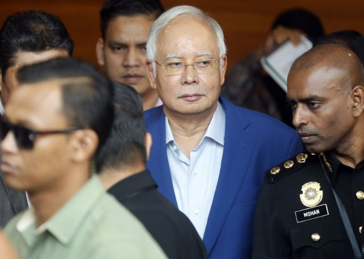 Former Malaysian PM Najib to face additional charges
