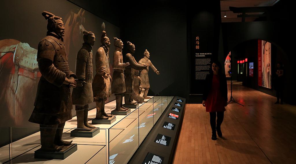 Terracotta Warriors exhibition contributes over 100.5m to Liverpool's economy