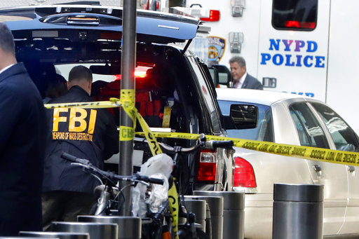 FBI confirms two additional suspicious packages addressed to US congresswoman