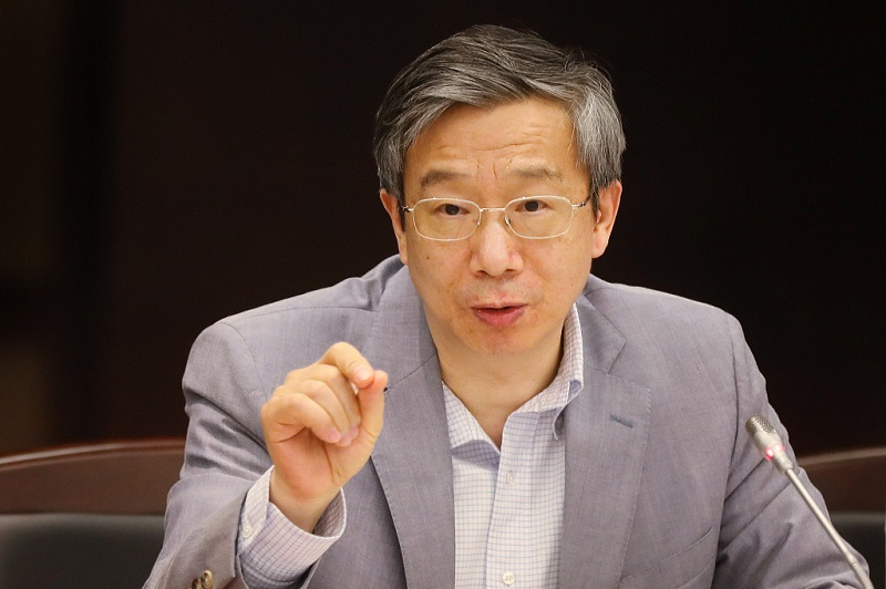 China's central bank governor vows to improve the financial accessibility of private enterprises