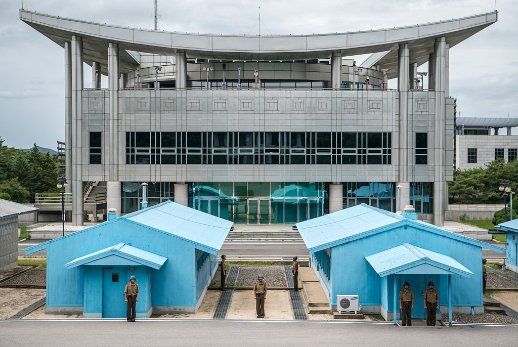 S.Korea, DPRK complete withdrawal of weapons from JSA inside DMZ