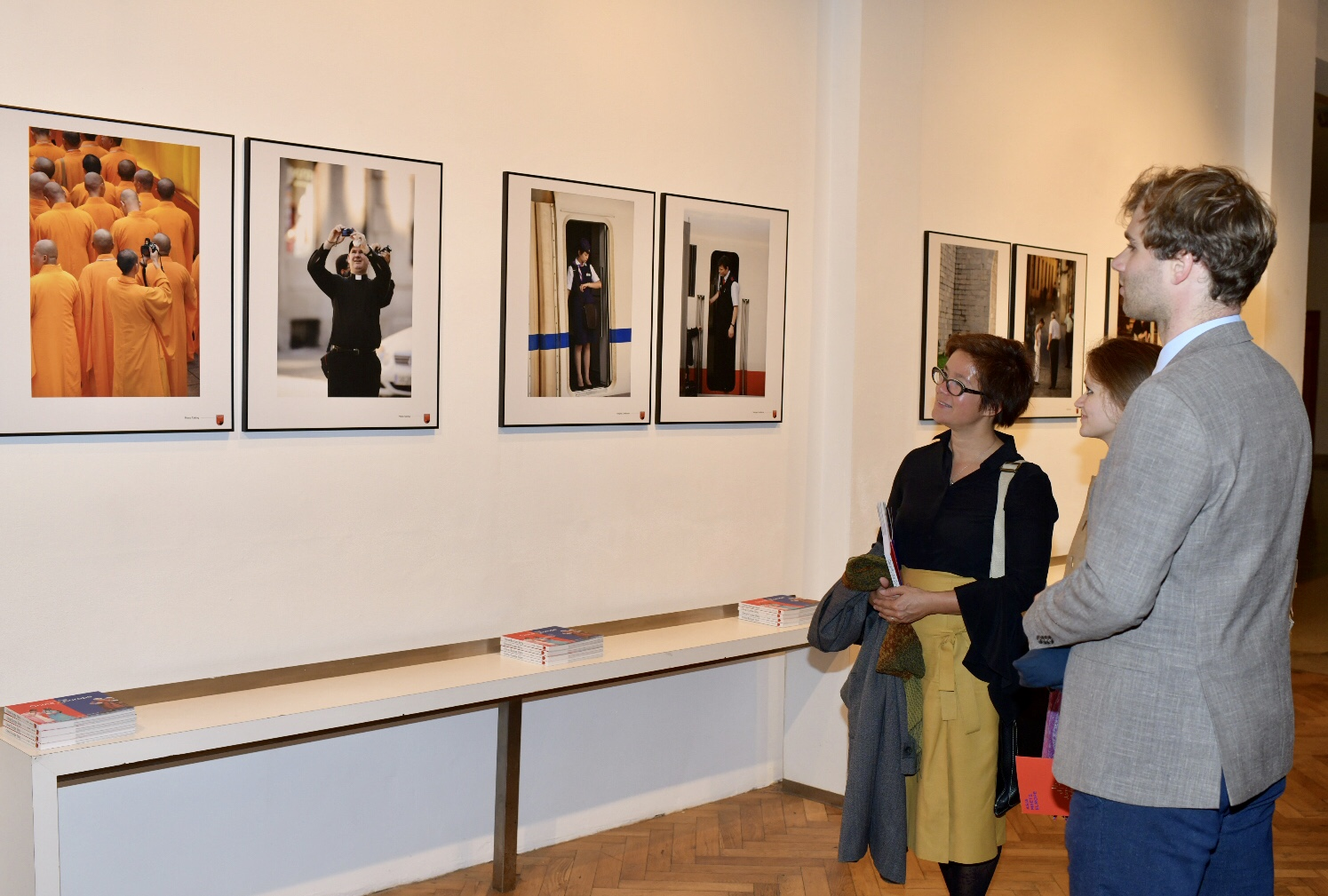 'China and Europe Story' photo exhibition held in Brussels