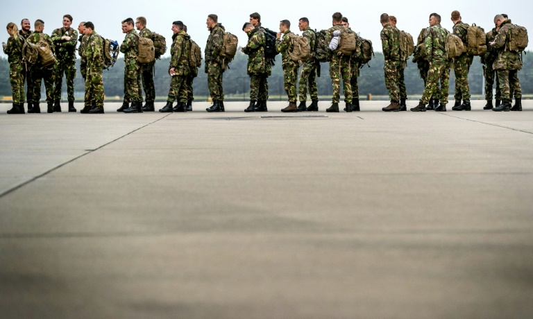 NATO shows Russia its military might in giant exercises