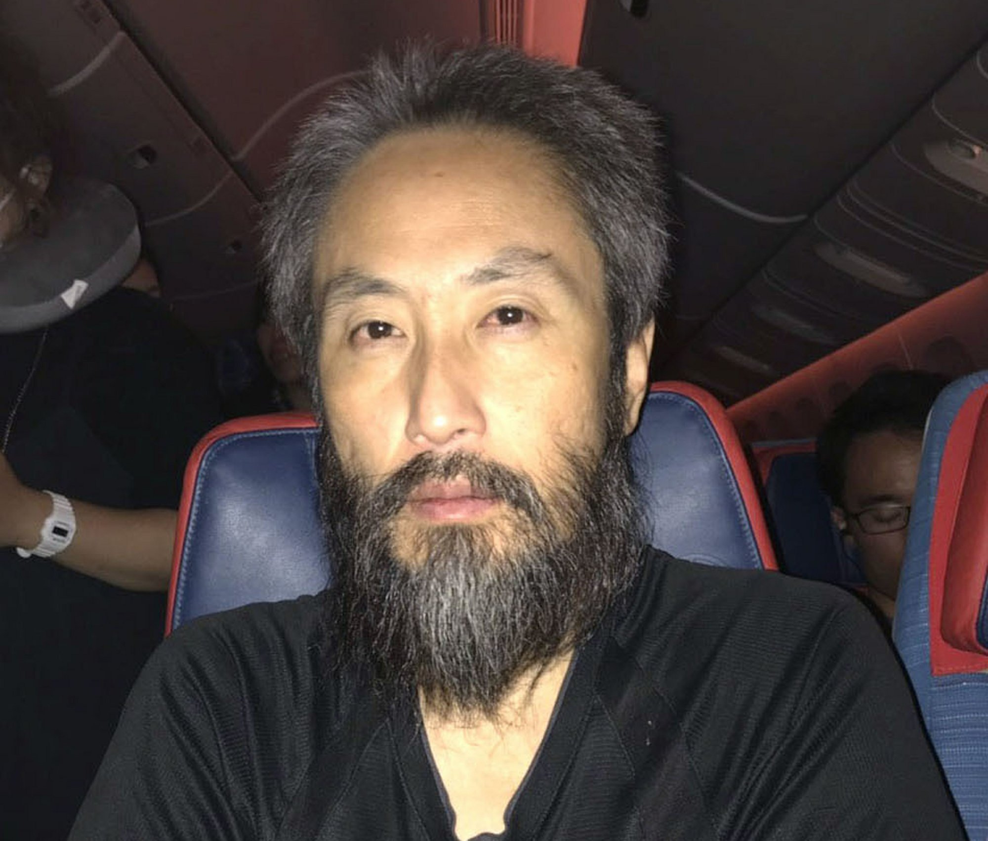 Japan reporter freed from captivity in Syria returns home