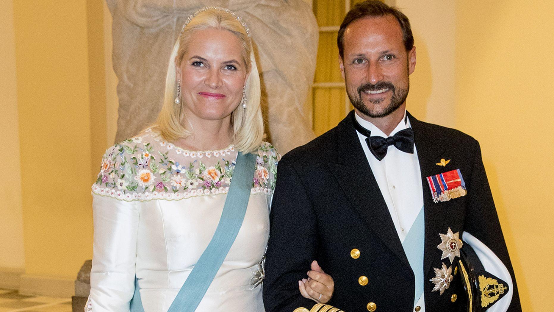 Norway's Crown Princess Mette-Marit reveals rare lung disease