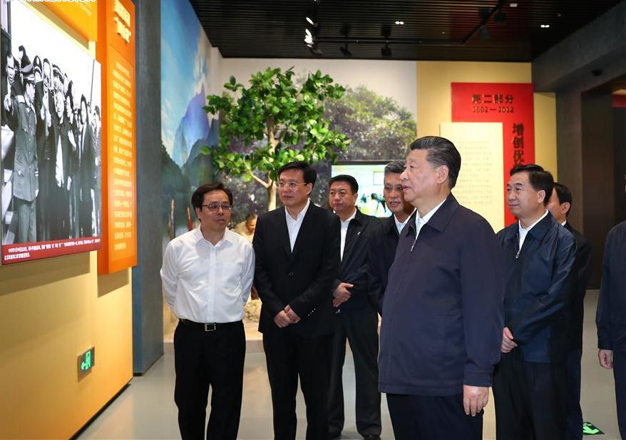 Xi stresses deepening reform, opening-up in new era
