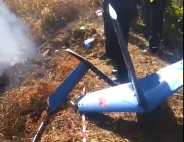 Helicopter crash kills 3 in Qinhuangdao, N China