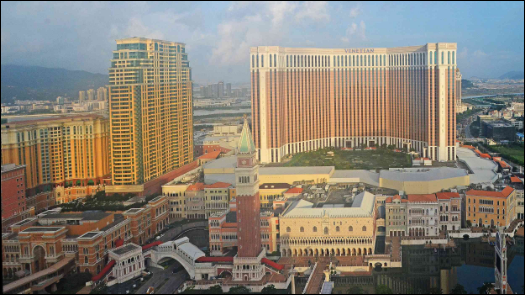 Macao's gaming revenue reaches more than 9.15 bln USD in Q3
