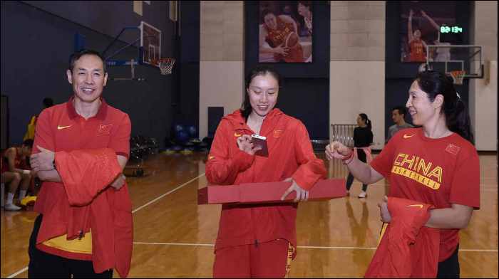 Coach Xu: Chinese women's basketball team played beyond expectation