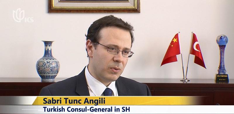 Video: Turkish Consul-General on Shanghai's import expo