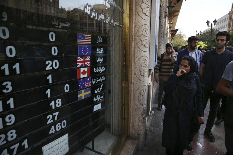 Trump faces complaints that new Iran sanctions are too weak