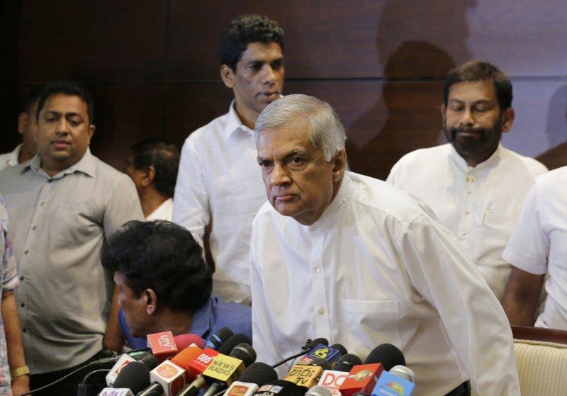 Sri Lanka's crisis deepens as president suspends parliament