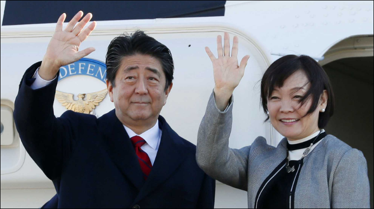 Opinion: Abe's visit ends on a positive note