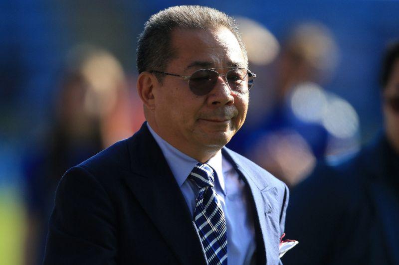 Vichai Srivaddhanaprabha: author of Leicester's football fairytale