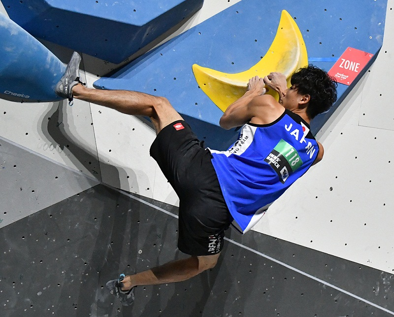 Sport climbing World Cup season to conclude in Xiamen