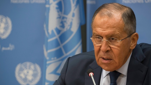 Russian FM asks US to clarify future arms control policy