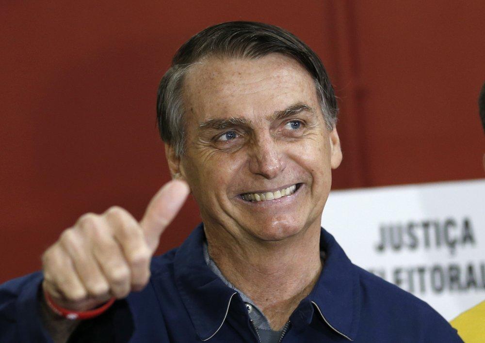 How Brazil's Bolsonaro used Trump tactics