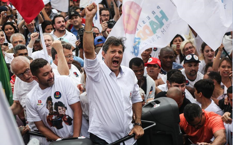 Voting starts in second round of Brazilian presidential, gubernatorial elections