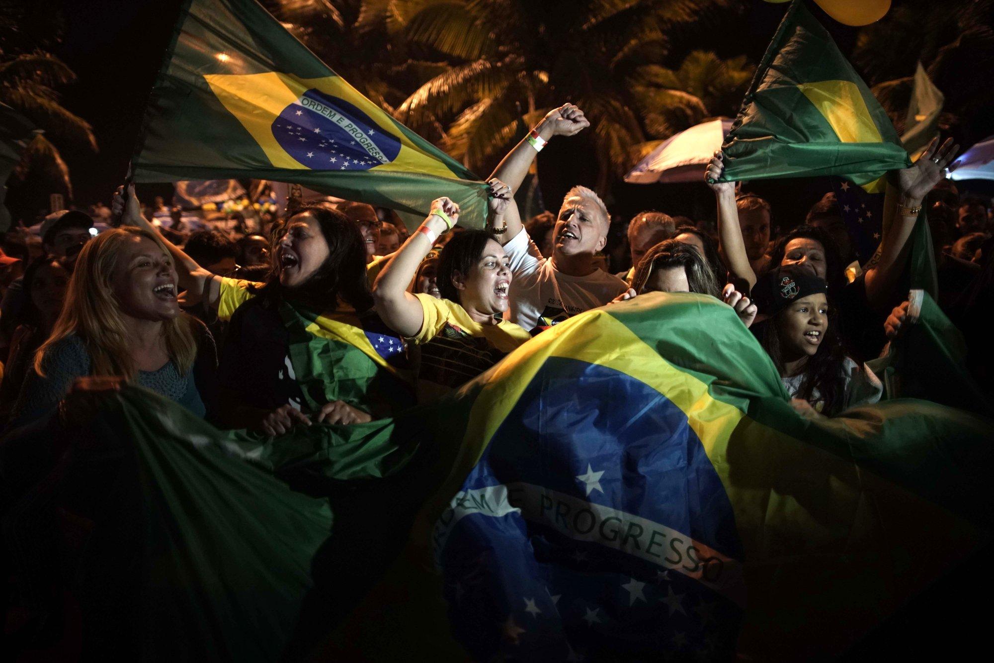 Jair Bolsonaro wins Brazil presidency after rough campaign