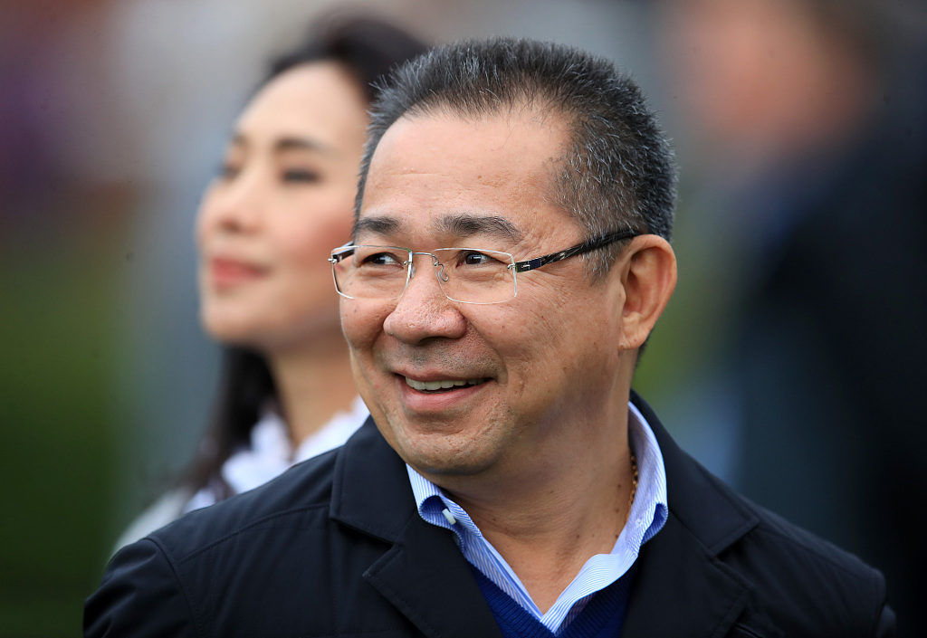 Leicester City confirms chairman dies in helicopter crash