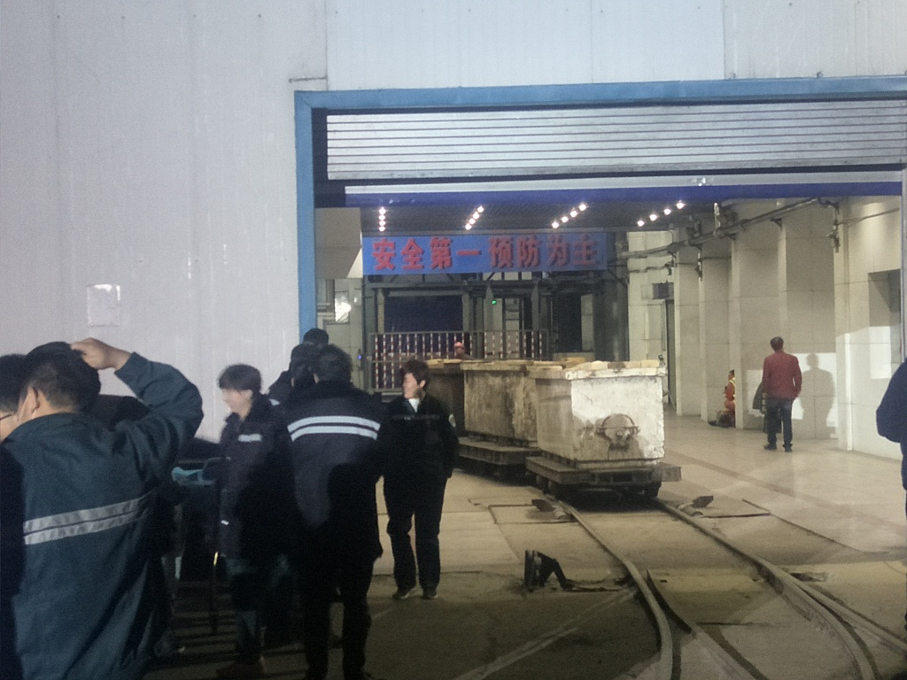 Death toll in China mine accident rises to 19