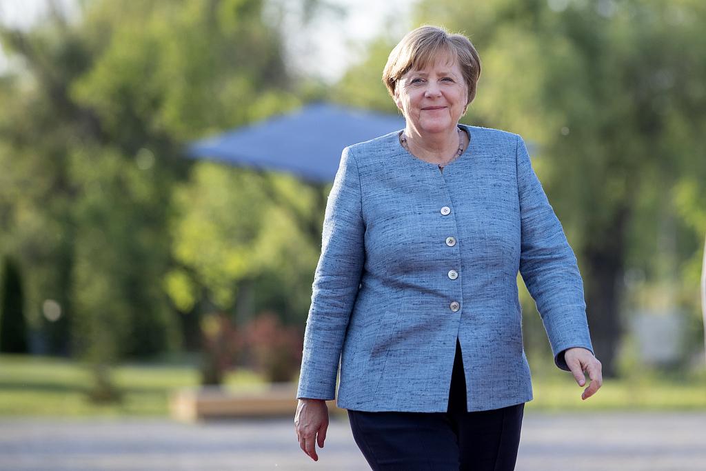 Five key moments in Merkel's career