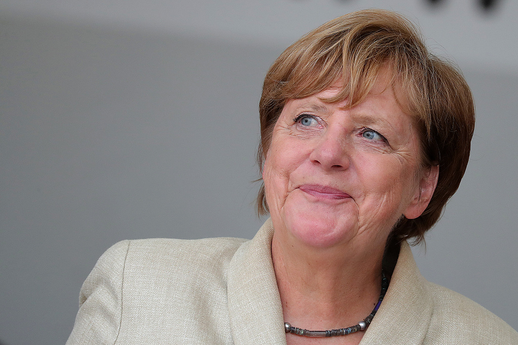 Merkel says will step down as German chancellor at end of term