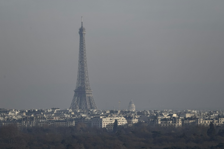 EU air quality slowly improving but still deadly: report