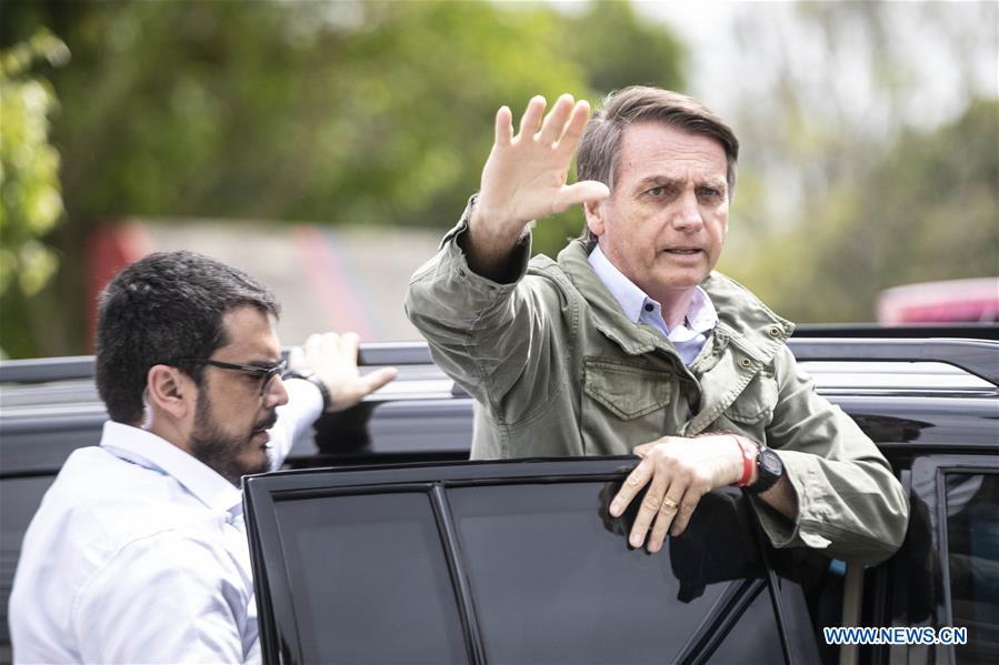 Brazil's president-elect Bolsonaro faces challenge of stimulating economic recovery