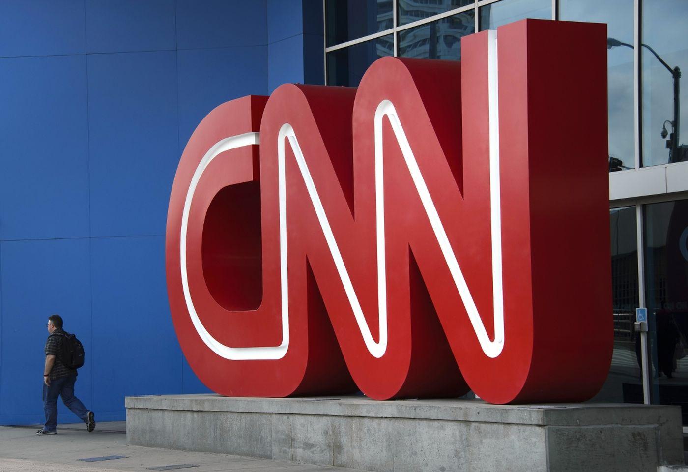 Suspicious package for CNN intercepted in Atlanta
