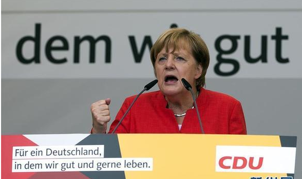 Merkel says not to run again for German chancellor as term ends in 2021