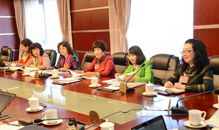 China further boosts gender equality