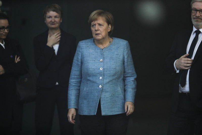 'Rage' against elite: Centrist leaders losing Europe's favor