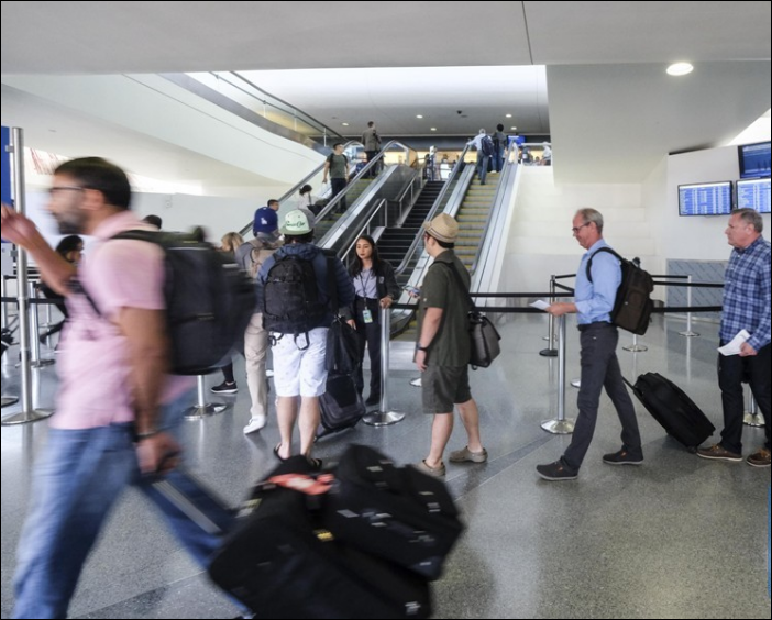 Americans to get access to shorter UK airport passport line