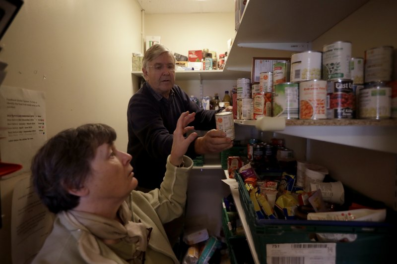 End of austerity? Britain's poor to see little improvement