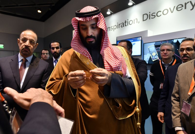 Amid global uproar, some US colleges rethink Saudi ties