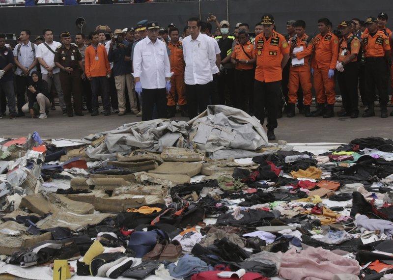 Previous flight of crashed Lion Air jet terrified passengers
