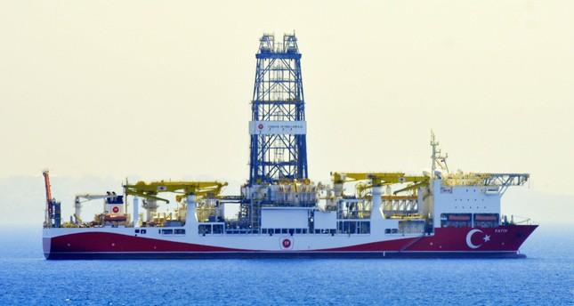 Turkey starts first deep drilling in Mediterranean Sea