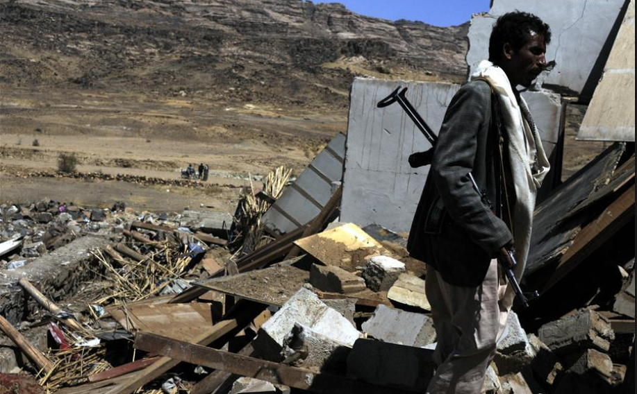 Saudi-led airstrikes on Houthi camp in Yemen's Hodeidah kill 150 rebels: pro-gov't force