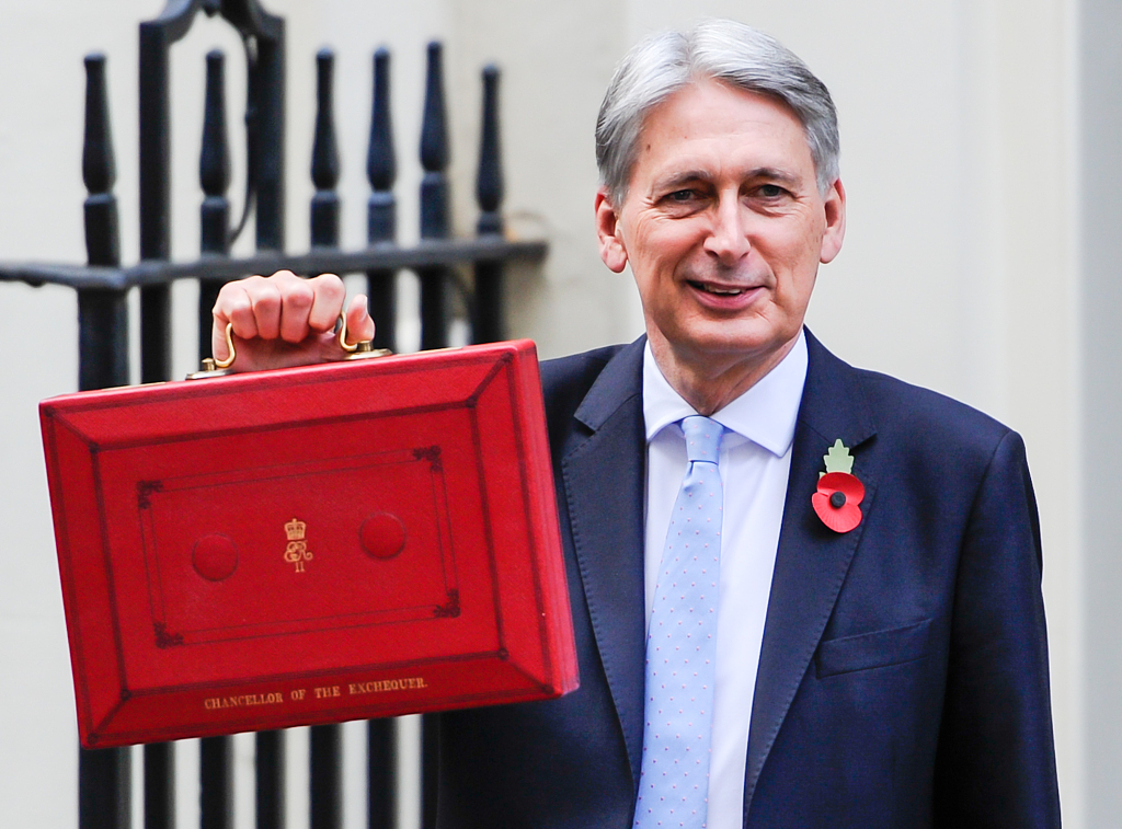 Brexit threat to Britain's latest budget: expert