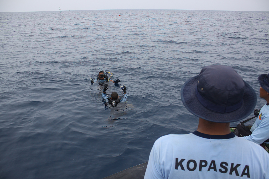 Crashed Lion Air jet possibly found in Indonesian seas