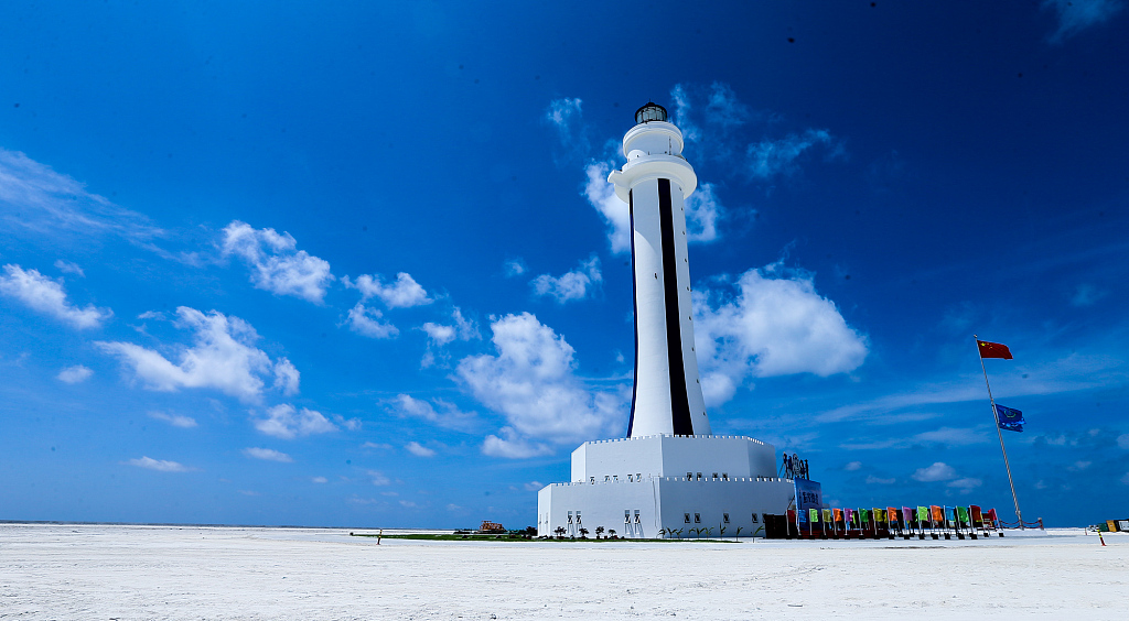 China launches weather observation facilities in Nansha Islands