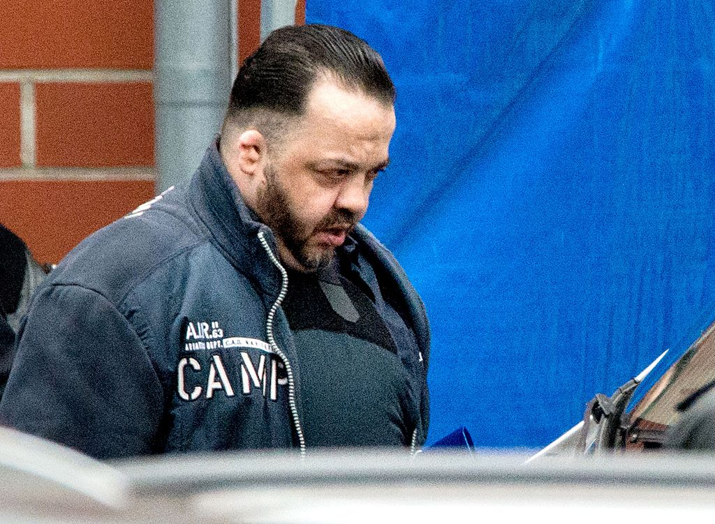 German nurse admits to killing 100 patients as trial opens