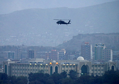 25 killed in Afghan army helicopter crash: officials