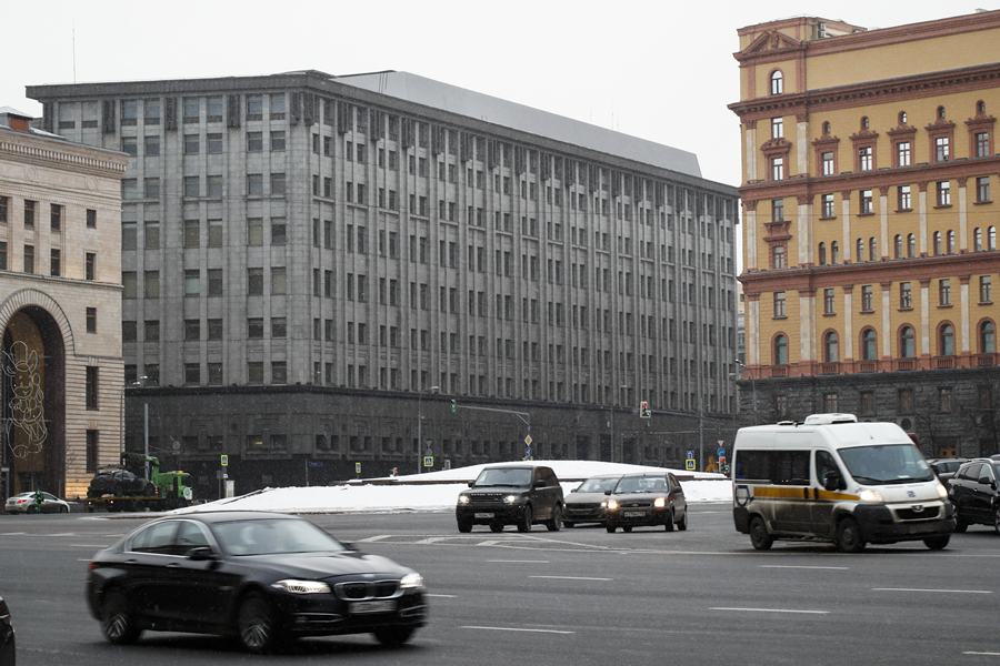 One killed, three wounded after blast in security service HQ, northern Russia: official