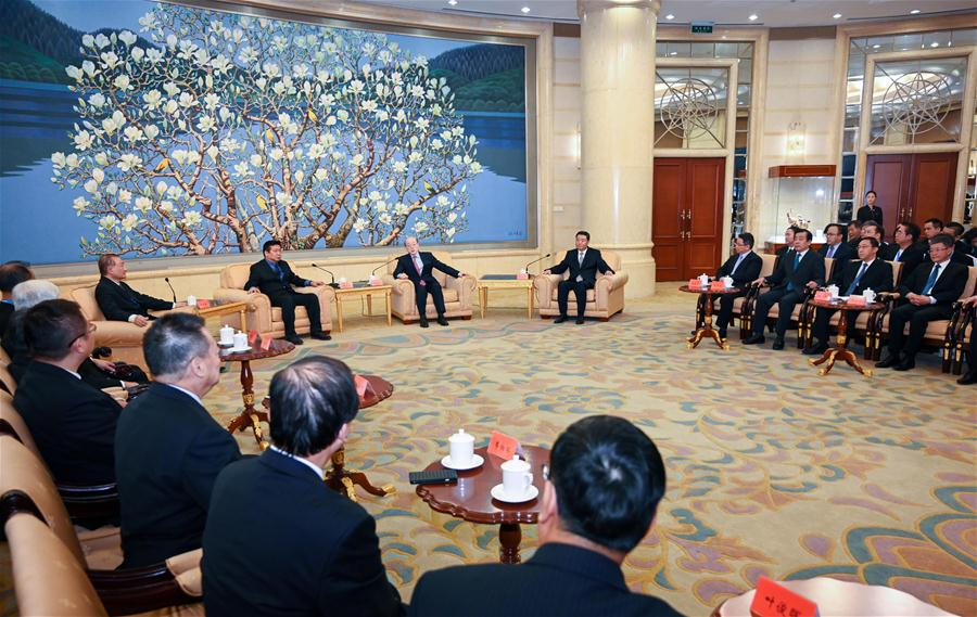 National reunification, rejuvenation unstoppable: mainland official