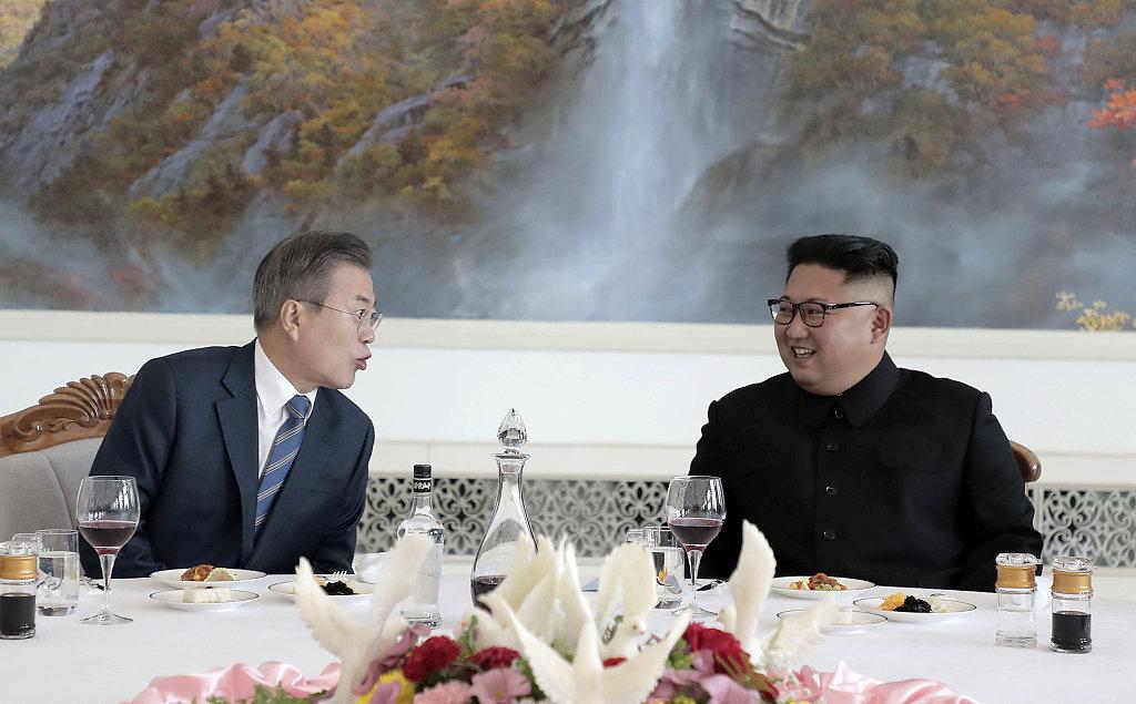 S. Korea's Moon: N. Korean leader Kim to visit Seoul 'soon'