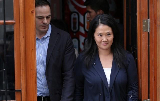 Peru court orders Fujimori detention in graft probe